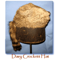 Davy Crockett Hat - Adult